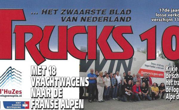 Trucks Magazine nummer 10 (oktober 2015)