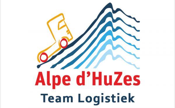 Logo's van Team Logistiek voor publicatie