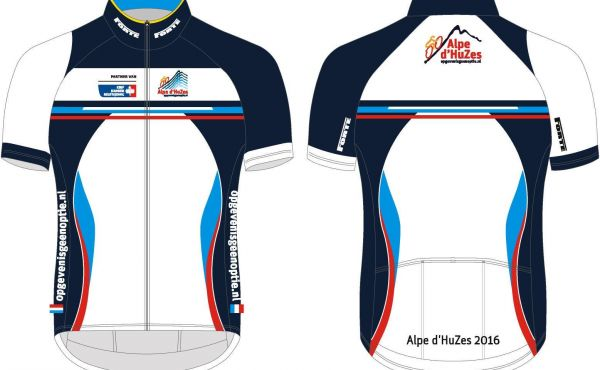 Team Logistiek Alpe d'HuZes zoekt sponsors!