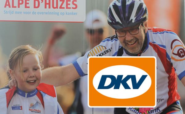 DKV Euro Service Benelux ondersteunt Cluster Logistiek van Alpe d'HuZes