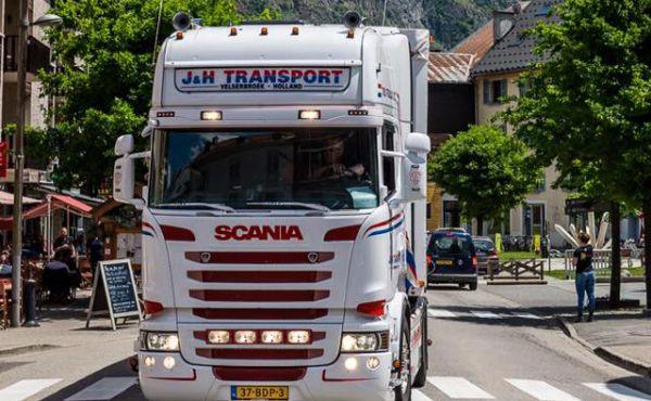 Autoweek.nl besteedt aandacht aan Team Logistiek