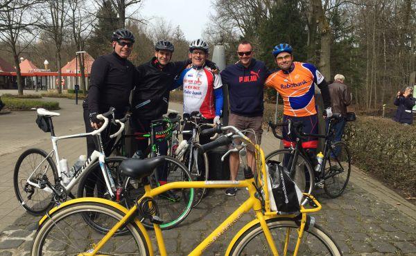 Wie heeft de zwaarste fiets? (column 3)