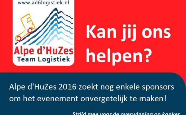 Alpe d'HuZes zoekt nog enkele leveranciers om het evenement onvergetelijk te maken!
