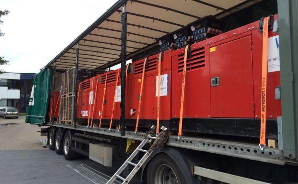 Alpe d'HuZes 2016 is voor Team Logistiek begonnen!