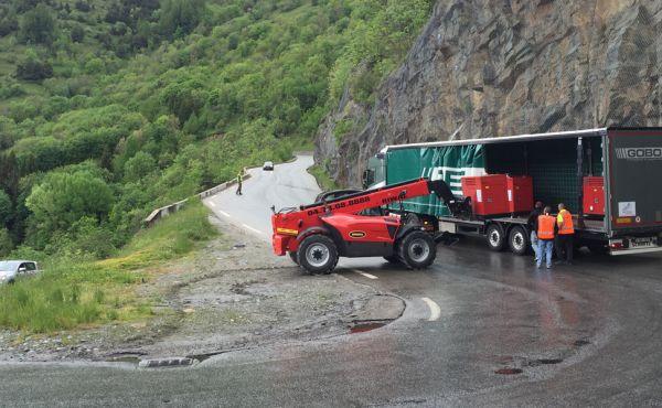 De eerste dagen Alpe d'HuZes (column 5)