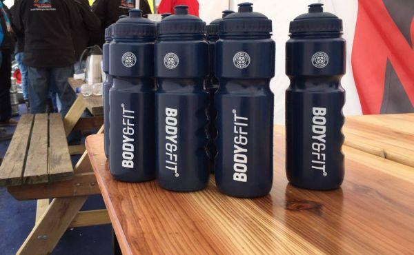 Body & Fitshop ondersteund Team Logistiek