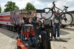Promotie foto Team Logistiek Alpe d'HuZes